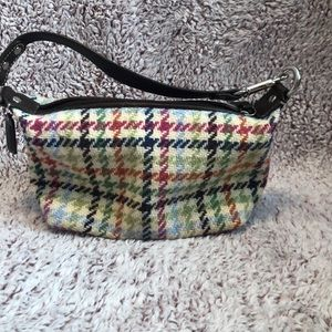 Coach Small Wool Purse